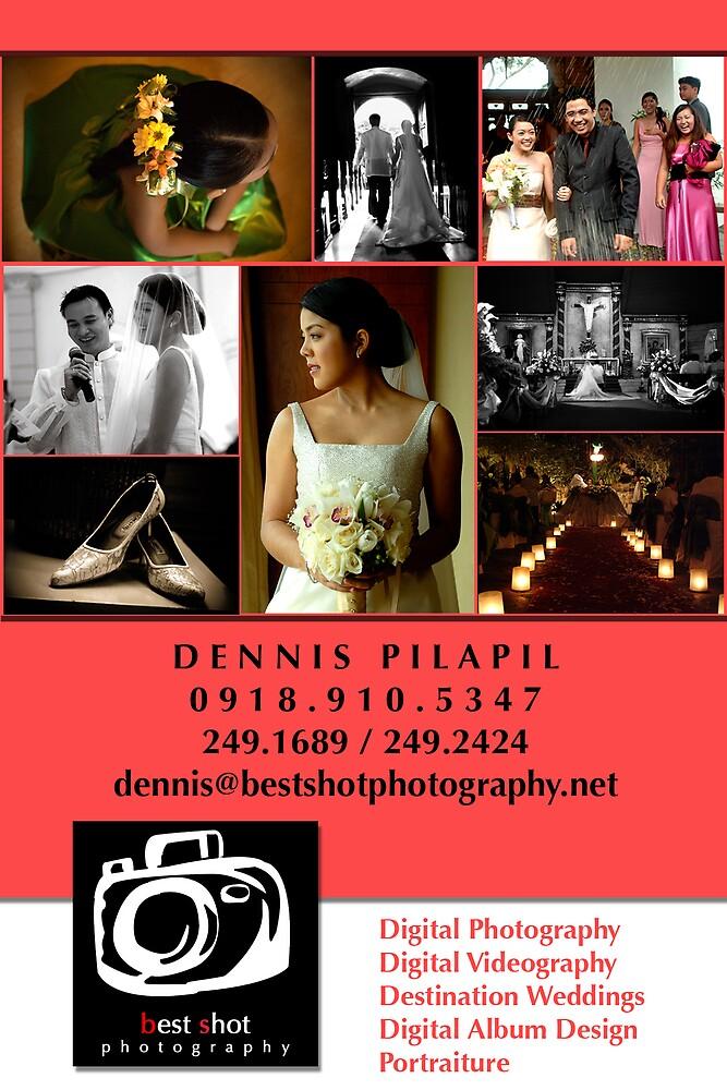 Wedding Flyer by Dennis Pilapil
