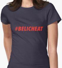 #BELICHEAT Women's Fitted T-Shirt