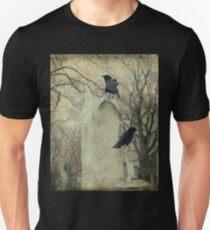 Crows At The Graveyard T-Shirt