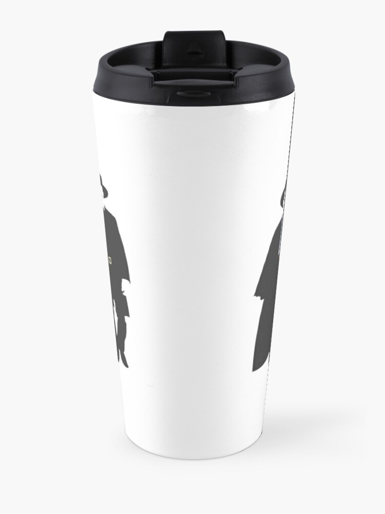Alternate view of Tombstone: Justice is Coming Travel Mug