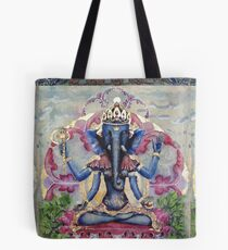 "Ganapatihridaya (""heart of Ganesha""). Tote Bag"