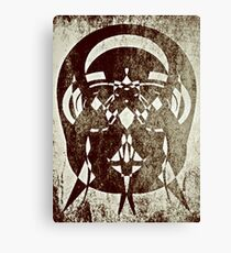 Abstract Sepia  Canvas Print