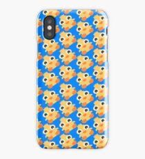 Blue Ducky Momo  iPhone Case