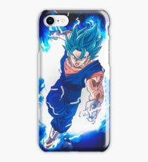 Vegetto Blue - Dragon Ball Super  iPhone Case/Skin