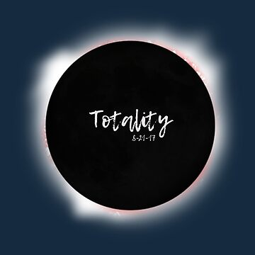 I Saw Totality Total Solar Eclipse Graphic by Zestiny