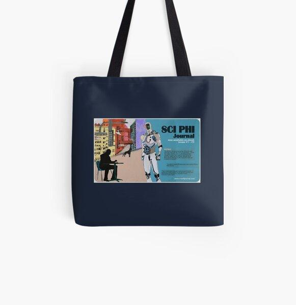 Domo Promo All Over Print Tote Bag