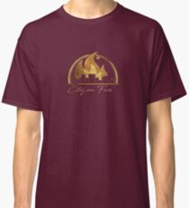 Life is Strange Before the Storm - City on Fire  Classic T-Shirt