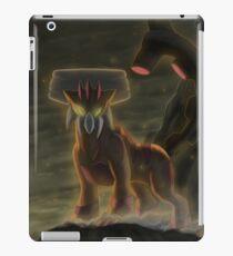 Landorus iPad Case/Skin