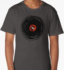 I'm spinning within with a vinyl record... Long T-Shirt
