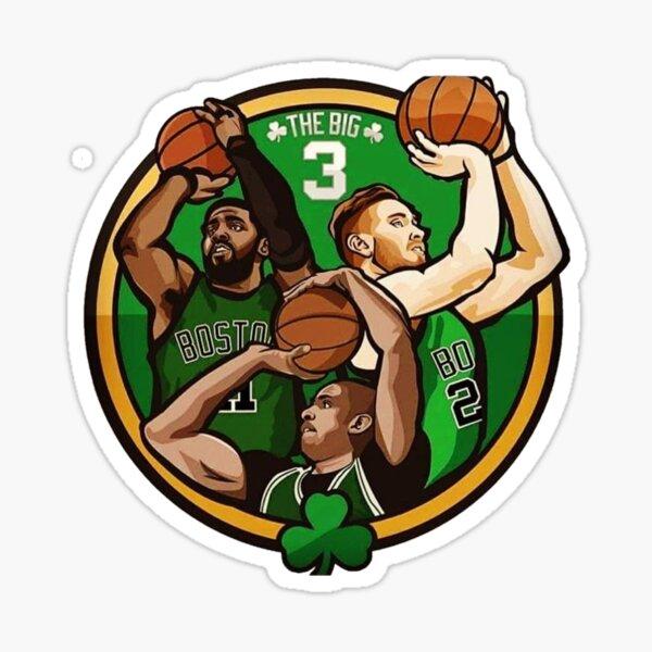 boston big three! Sticker