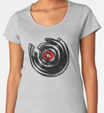 Vinylized! - Vinyl Records - New Modern design Women's Premium T-Shirt