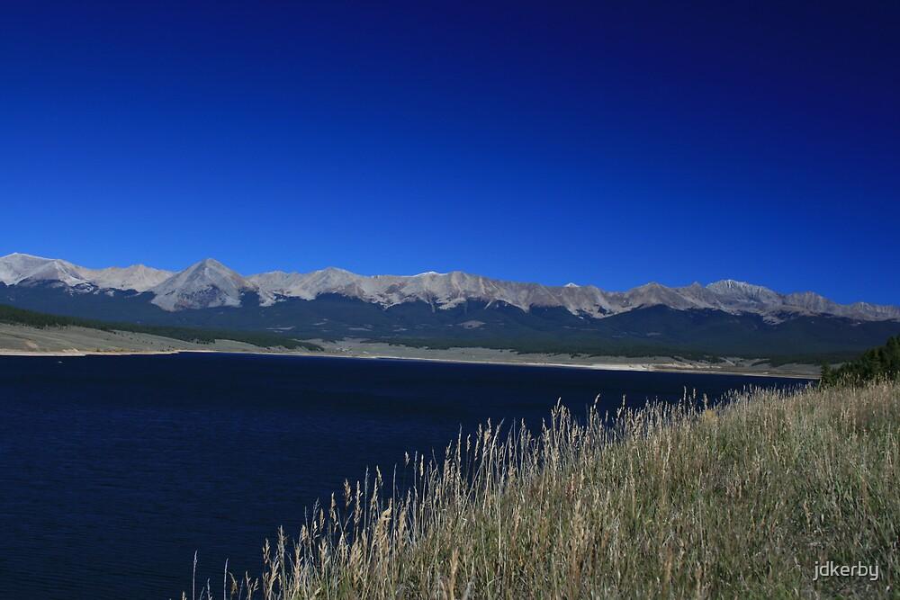 Taylor Reservoir by jdkerby