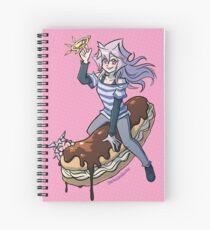Birthday Boy Bakura Spiral Notebook