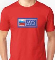 Jays From the Couch Merchandise Unisex T-Shirt