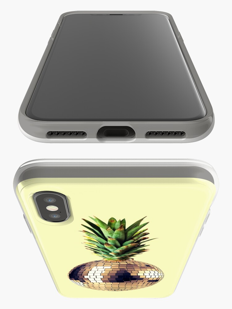 Alternative Ansicht von Ananas Party (Ananas) iPhone-Hülle & Cover