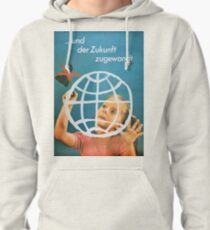 Caring for the Future Pullover Hoodie