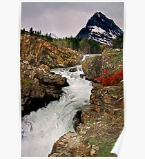 Glacier NP Stream 1 Poster