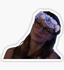 Flower Crown Kara Sticker