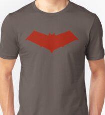JP Todd aka Red Hood Emblem Unisex T-Shirt