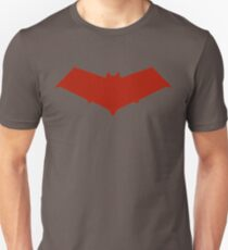 JP Todd alias Red Hood Emblem Unisex T-Shirt