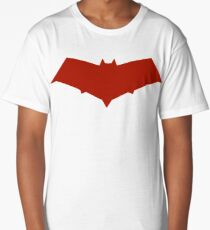 JP Todd aka Red Hood Emblem Long T-Shirt