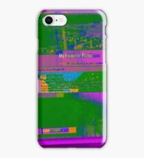 David Milne and Adobe Flash iPhone Case/Skin