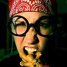 I eat trolls like you for breakfast by Danielle  Kay