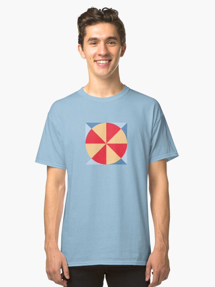 NATURALNUMBERS - Couleur - Classic T-Shirt Front