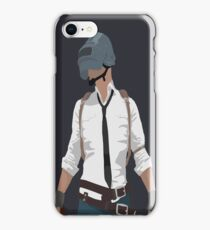 PUBG One Man Army iPhone Case/Skin