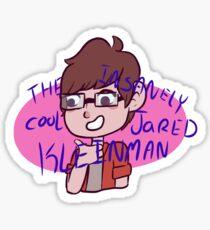 The Insanely Cool Jared Kleinman Sticker