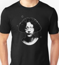 The great Simone Weil ~ Friend of Silence Unisex T-Shirt