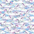 Unicorns and Rainbows by joannaseiter