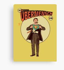 UberMensch Canvas Print