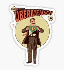 UberMensch Sticker