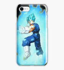 Vegito Super Saiyajin  Blue iPhone Case/Skin
