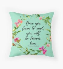 Forever Free Throw Pillow