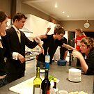 Kitchen Talk by Elizabeth Duncan
