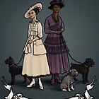 Dog Show 1917 - Schnauzer by bluebell42