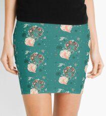 Lovely Forest Mini Skirt