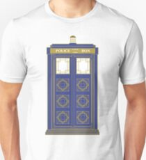Art Deco Tardis T-Shirt
