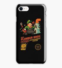 Irish Plumber Bros. iPhone Case/Skin