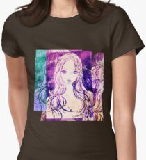 LILAS 2011-2015 portrait Womens Fitted T-Shirt