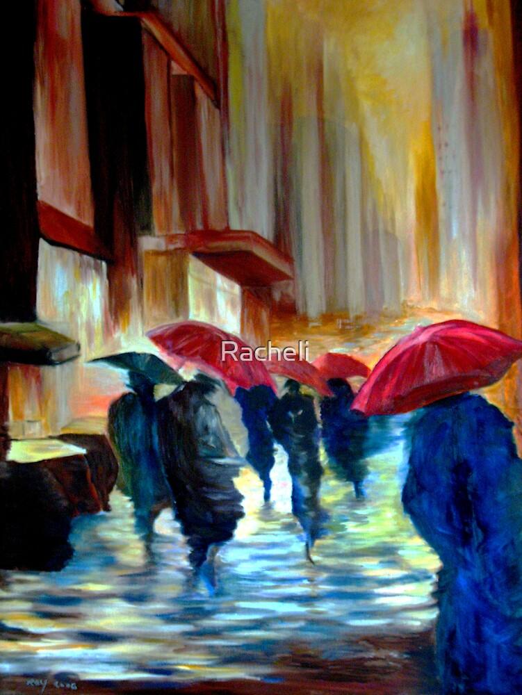 Urban Rainy day by Racheli