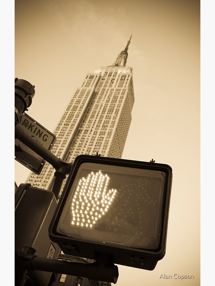 Empire State Building by AlanCopson