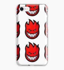 Spit Fire Devil iPhone Case/Skin