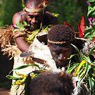 Tribal warrior dance by Lissie EJ