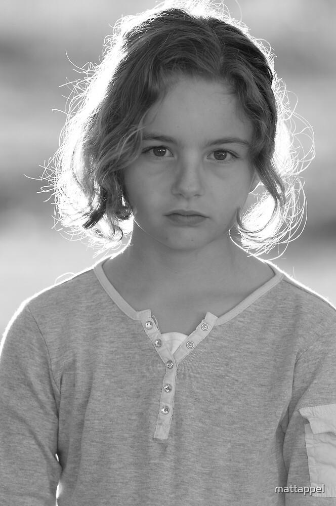 Portrait by mattappel