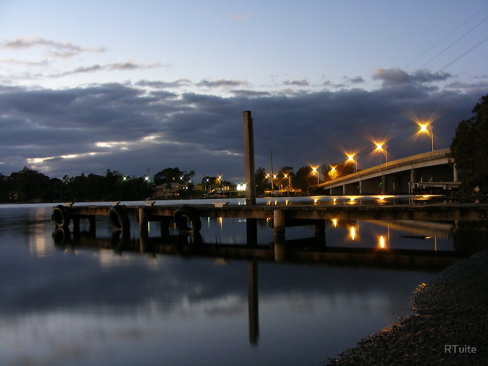 Toukley bridge by RTuite