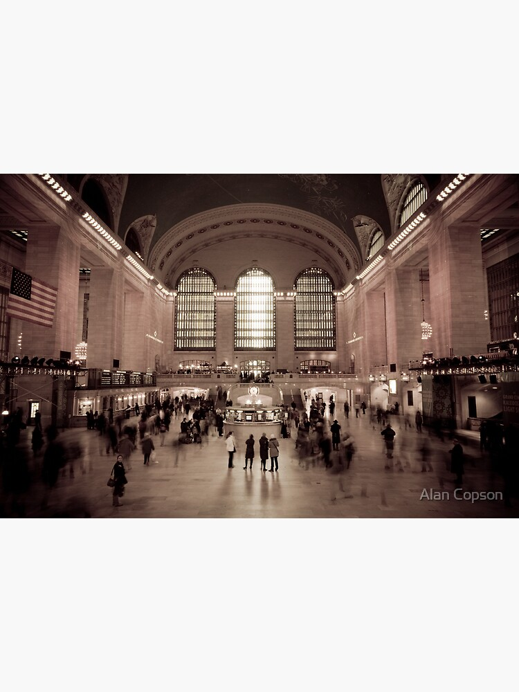 Grand Central Station. New York. by AlanCopson
