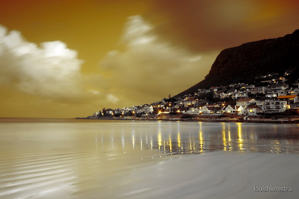 Fish Hoek II by louishiemstra